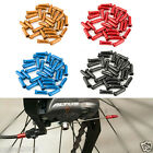 Внешний вид - 30Pcs/Set Bike Bicycle Brake Shifter Derailleur Inner Cable Wire End Cap Crimps