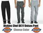Dickies Chef Wear DC11 Unisex Men Women Chef Pant Choose Size & Color Ships Free