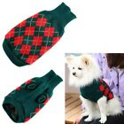 Small Dog Pet Warm Coat Clothes Puppy Cat Sweater Knitted Winter Costume Apparel