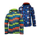 Dare2b Commotion Boys Waterproof Breathable Ski Jacket