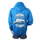 """MAC TRAILER """"ANYTIME IS A GREAT TIME TO GET TANKED"""" HOODIE"""