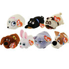 TY Beanies Teeny Tys - Plush Soft Toys -  Secret Life of Pets - 7 to Choose From