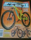 MOUNTAIN BIKE ACTION MAGAZINE January 2017 bike of the year issue