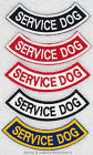 1 SERVICE DOG ROCKER PATCH  Danny & LuAnns Embroidery assistance