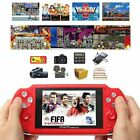 64Bit 4.1inch PAP Gameta II 4G Game Consoles 2.4G Wireless Handheld Video Games