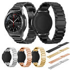 Stainless Steel Metal Watch Band Strap For Samsung Gear S3 Frontier / Classic