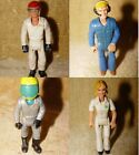 VINTAGE RARE 1970s Fisher Price Adventure People Action Figures - Pick Your Fig