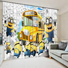 2016 new 3D Blockout Photo Printing Curtains Draps Fabric Window