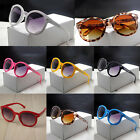 Eyewear Glasses Children Round Cool Sunglasses Anti-UV Candy Color Boy 7 Color