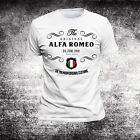 T-Shirt Alfa Romeo Power Fun Alfa Romeo Power, Performance Alfa Moto Sport 1910 online kaufen