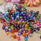 100pcs Wholesale  Watermelon Acrylic Beads In Beads For Jewelry Making 10mm S