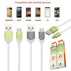 1M/2M Micro USB Charging Sync Data Cable Lead Cord For Android With Package Lot