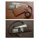 Luxury Stylish MONEY / BUSINESS ID / CREDIT Card Holder Neck Strap (D Type)