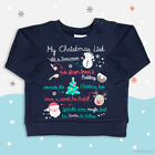 Baby Babies Christmas Jumper Sweatshirt Novelty Xmas Festive Sweater by BABYTOWN