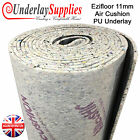 Ezifloor Air Cushion 11mm Thick PU Underlay Order per m2 UK Manufactured Branded