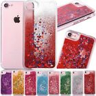 Bling Star Fun Promotions Dynamic Liquid Back Cover For iPhone 7 5s 6 Plus S6 S7