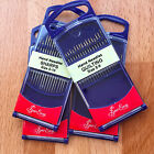 Hand Sewing Needles, Sharps or Quilting - Two sizes - Great gift idea