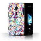 STUFF4 Phone Case/Back Cover for Sony Xperia ion LTE/LT28 /Winter Fashion