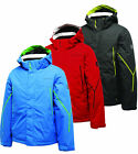 Dare2b Imposed Boys Hooded Warm Insulated ARED VO2 5,000 Jacket