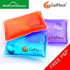 10 x Gel Heat Pads - Reusable Instant Click Pocket Hand Warmers Square