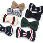 Fashion Men's Adjustable Knitted Bow Ties Wedding Party Bowtie Bowknot Neckwear