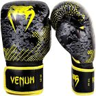 Venum Tramo Boxing Gloves MMA UFC Sparring Striking Yellow