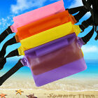 Beach Swimming Waterproof Underwater Waist Bag Pouch Dry Case Pack Pocket Wallet