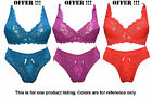 LOVELY SEXY BRIDAL LINGERIE SET - BRA PANTY SET - [MIXED COLOR] [SG AXN]