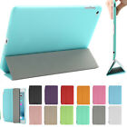 Flip Stand Magnetic Smart Cover Case for iPad 2 3 4 Air 1 2 iPad Mini 1 2 3 Lot