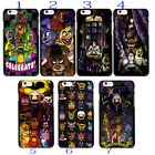 Five Nights At Freddy's Soft TPU Case Cover For iphone 6 6S 5S 7 8 Plus