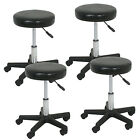 Hydraulic Tattoo Salon Adjustable Stool Massage Facial Spa Beauty Rolling Chair
