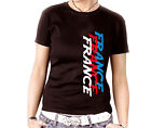 Damen Shirt Top Tee tattoo Stadt Fun Ultras Pyro Fastival Frankreich france
