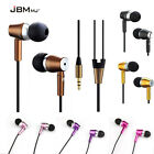 Super Bass Stereo In-Ear Earphone Headphone headset For iPhone Samsung JBMMJ800