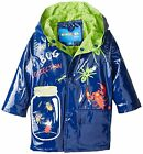 Wippette Baby Boys' Waterproof Hooded Bug Collection Raincoat Jacket