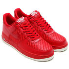Men's Nike Air Force 1 '07 Lv8 Gym Red/white Athletic Sneakers 718152 605