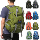 Waterproof Sports Outdoor Hiking Camping Backpack Shoulder Bag Travel Rucksack