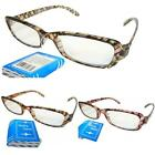 New Womens Diamante Reading Glasses +1.0+1.25+1.5 +1.75+2+2.25+2.5+3+3.5 R177