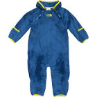 The North Face Buttery Fleece Bunting Baby Snorkel Blue