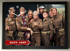 Dad's Army A4 Picture Clock
