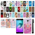 "For Samsung Galaxy A5 A510 5.2"" 2nd Gen 2016 HARD Back Case Phone Cover + Pen"