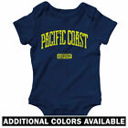 Pacific Coast Highway California One Piece - Baby Infant Creeper Romper NB-24M