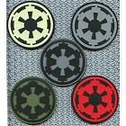 star wars galactic empire crest insignia PVC 3D rubber imperial hook&loop patch $10.11 CAD
