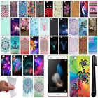 "For Huawei P8 Lite 5"" Cute Design TPU SILICONE Soft Skin Case Phone Cover + Pen"