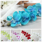 5pc Silk Artificial Flower Moth Orchid Butterfly Orchid Home Wedding Party Decor