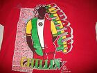 Trashed Vintage 90s Rap Hip Hop T Shirt L 8 Ball Chillin What Up Cross Colours
