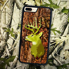 Camo Buck Real Tree for iPhone 5 5s 4 4s 5c 6 6 7 Plus iPod touch Pone Case