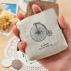 Lovely New Women Purse Bags Card Case Canvas Coin Bag Mini Zipper Wallet