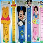 DISNEY HEIGHT GROW SIZE CHART BABY BEDROOM  Mickey Mouse Winnie Pooh Snow White