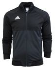 Adidas Tiro 17 Mens Training Top Jacket Jumper Gym Football Shirt With Pockets