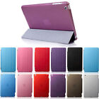 Magnetic Slim Smart Case + Matte Back Cover  for Apple iPad Mini 1 2 3 Protector